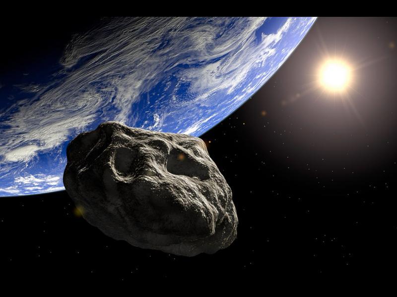 Астероидът, който ни пропусна на 12-ти, може да удари Земята през 2079