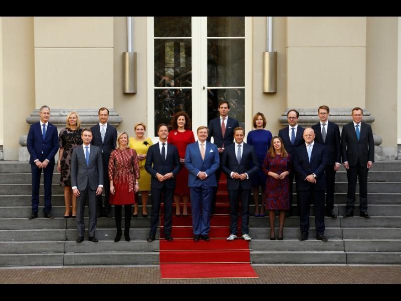 След 225 дни преговори Холандия има ново правителство