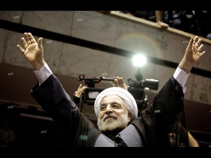 """Reuters: Президентът на Иран обяви края на """"Ислямска държава"""""""