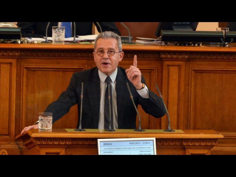 Йордан Цонев: ДПС иска власт, не Купата на Съветската армия