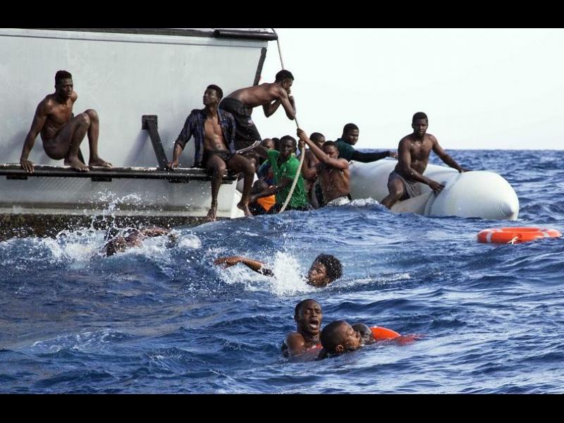 Африканският съюз и ЕС с план за мигрантите в Либия