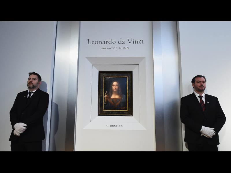 Рекорд: $450 млн. за платно на Леонардо да Винчи