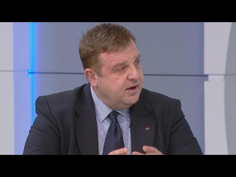 Каракачанов: В коалицията няма конфронтация