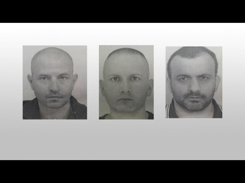 Тримата издирвани обирджии напуснали страната?