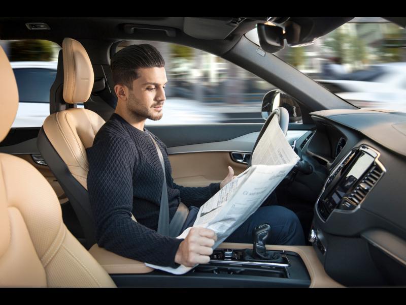 Великобритания планира от 2021 години да разреши автономни автомобили по пътищата