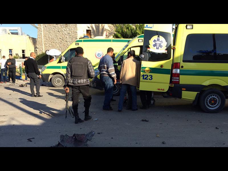 75 жертви при атака срещу джамия в Египет