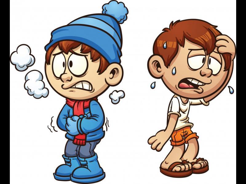 Топло или студено - изберете сами!