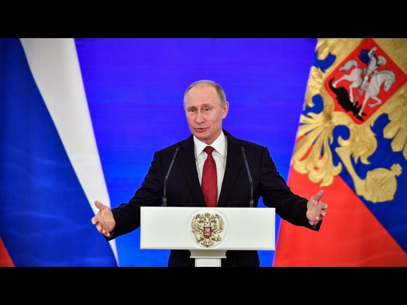Путин: САЩ искат да повлияят на президентските избори в Русия