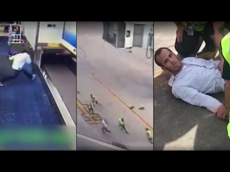 Пробив в сигурността на международното летище в Маями