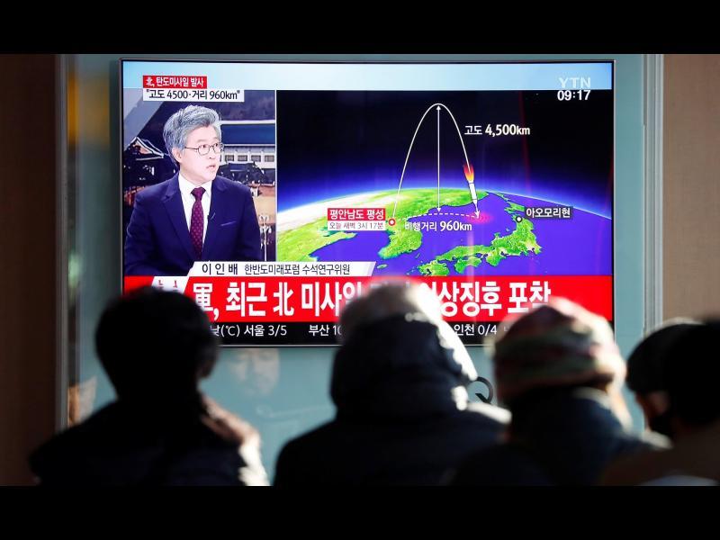 Новата ракета на Северна Корея може да носи биологични и химически оръжия