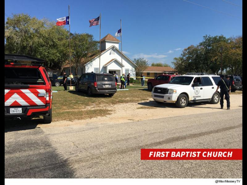 Mасова стрелба в църква в Тексас, 26 жертви