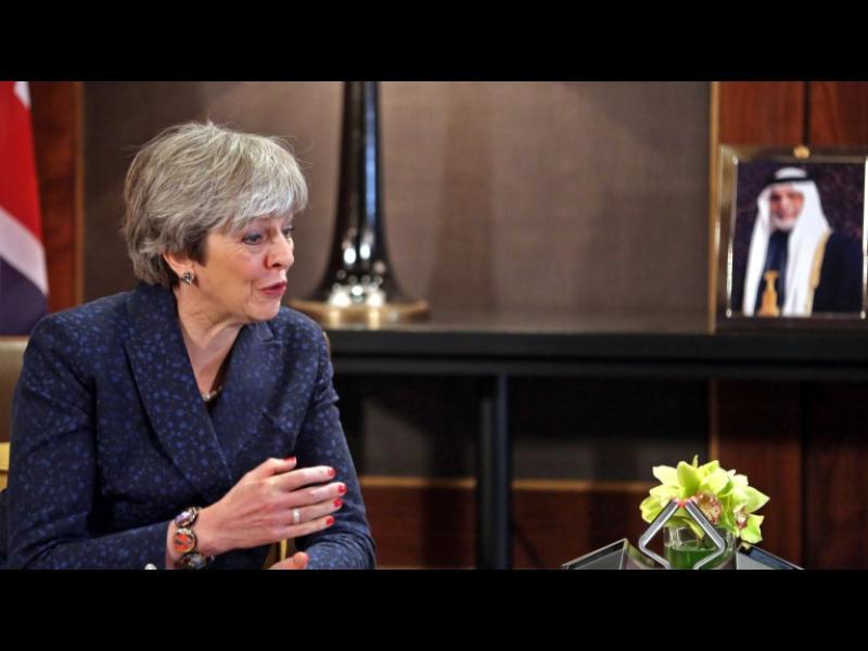 Великобритания осуети опит за убийството на Тереза Мей