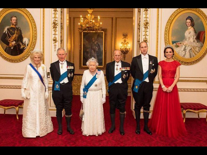 Думите, които кралското семейство никога не изрича