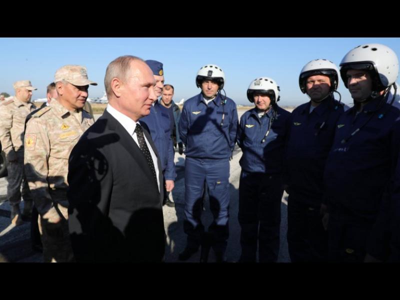 САЩ и Турция: Русия не се изтегля от Сирия