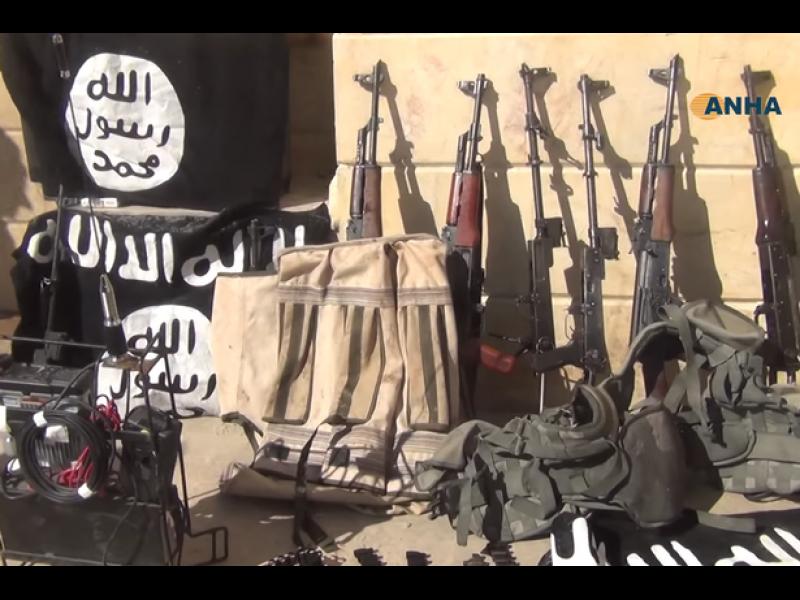 """Доклад: """"Ислямска държава"""" ползва и български оръжия"""