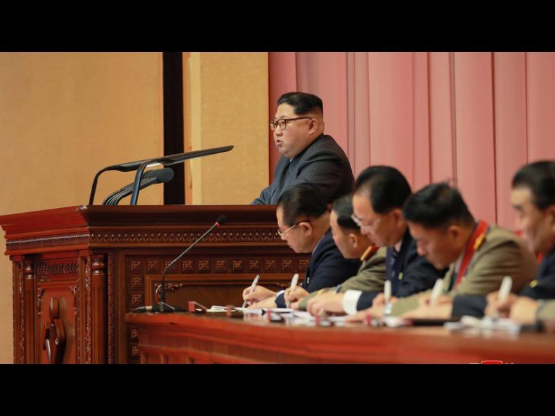 Ким Чен-ун обяви, че ще направи Северна Корея най-голямата ядрена сила