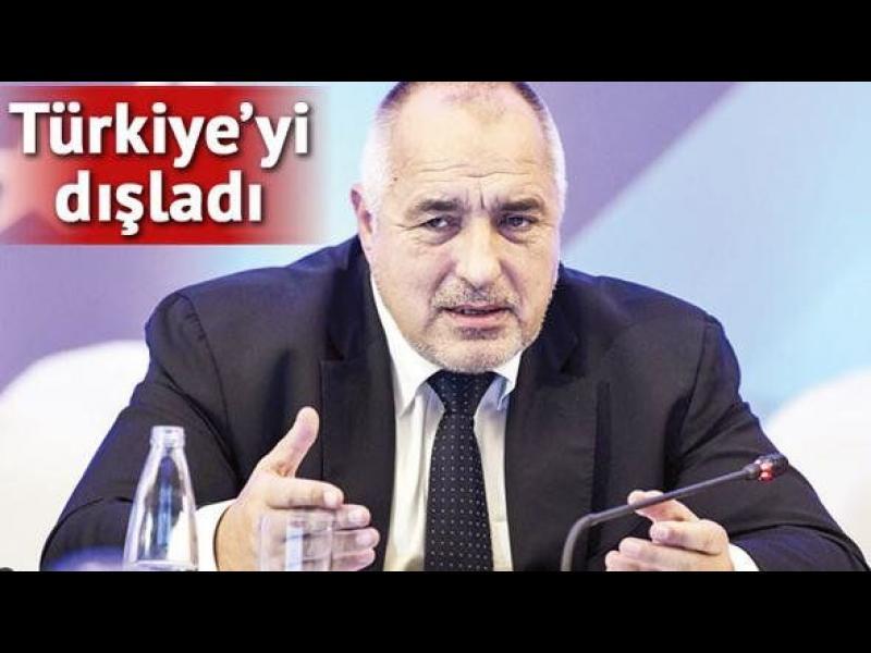 Ердоган се разсърди на Борисов: Не помага на Турция за ЕС