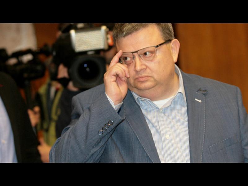 Цацаров иска ново изслушване пред депутати на Бойко Рашков и колегите му