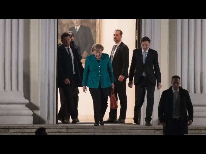 В Германия редят кабинет