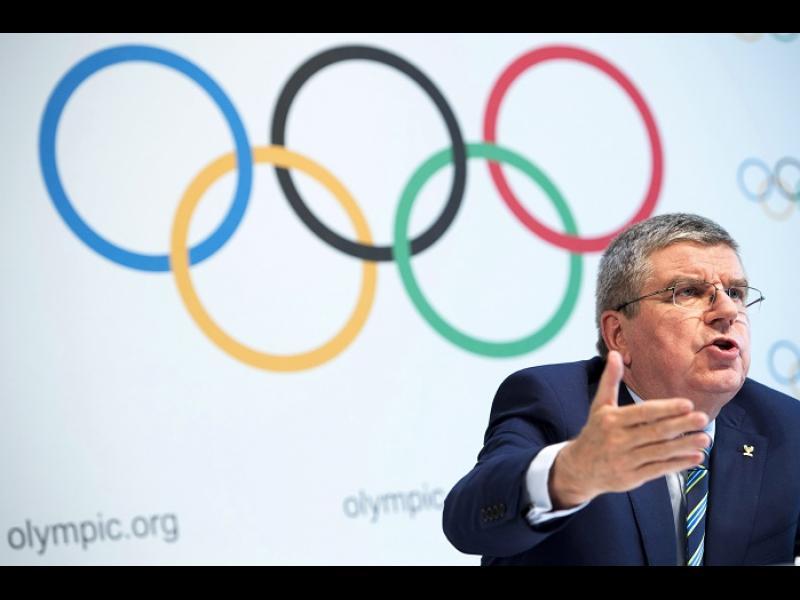 МОК извади Русия от зимните олимпийски игри