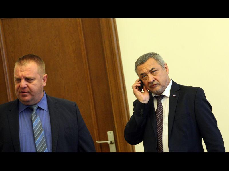 Вицето Симеонов: Борисов не искам да го виждам, Ангелкова говори глупотевини
