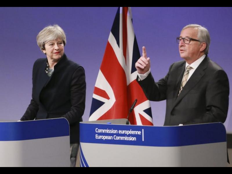 Юнкер и Мей не постигнаха договореност за Брекзит