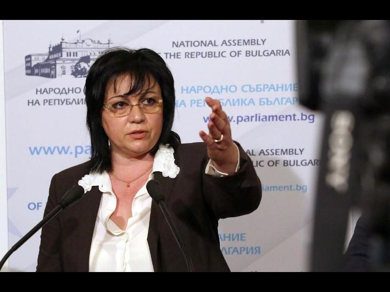 Корнелия Нинова: Съдете ме, осъдете ме, вкарайте ме в затвора - картинка 1