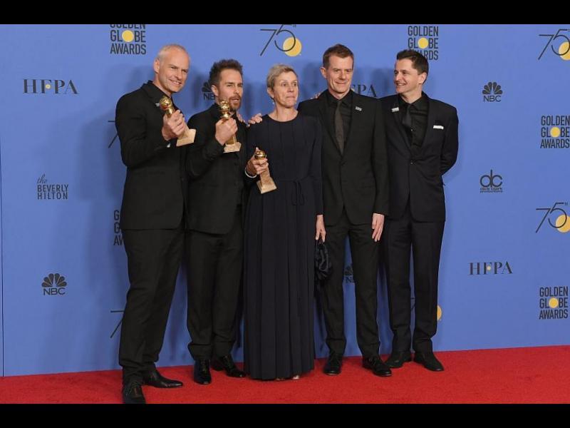 Раздадоха наградите Златен глобус (СНИМКИ)