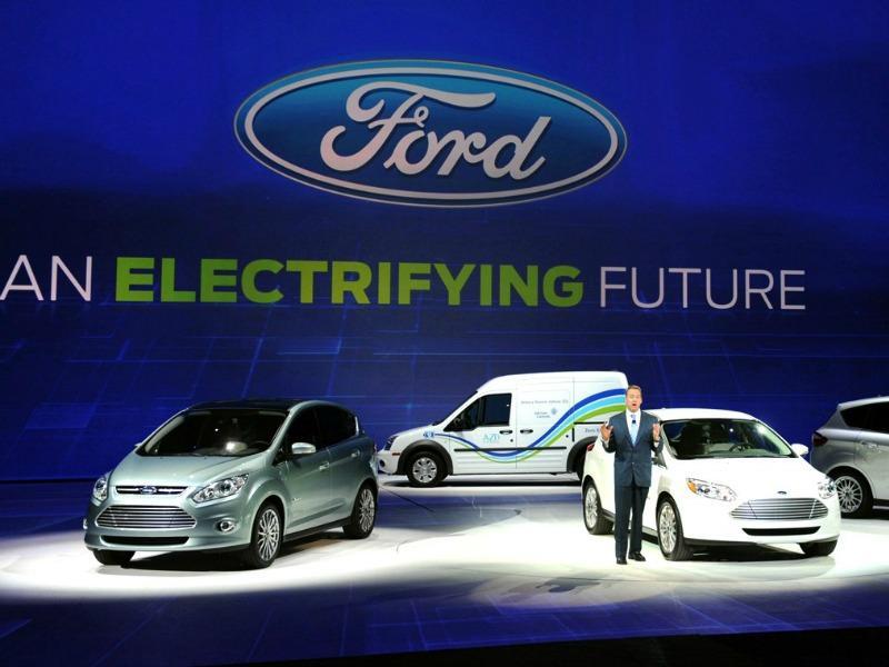 И Ford се пуска в електромобилите