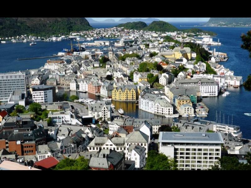 Градът върху седем острова