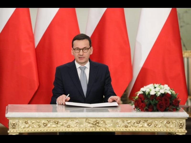 Моравецки: Русия е най-голямата заплаха за Полша