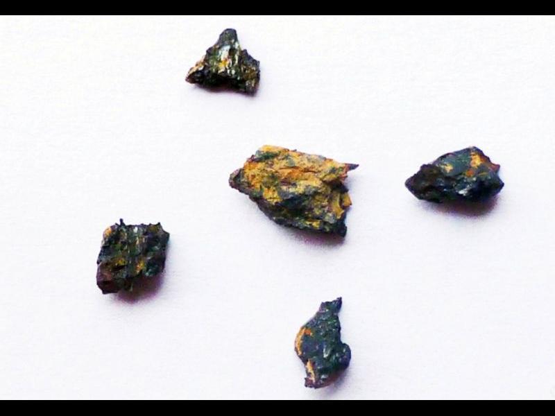Нови разкрития за извънземен камък, открит в Египет (СНИМКА)