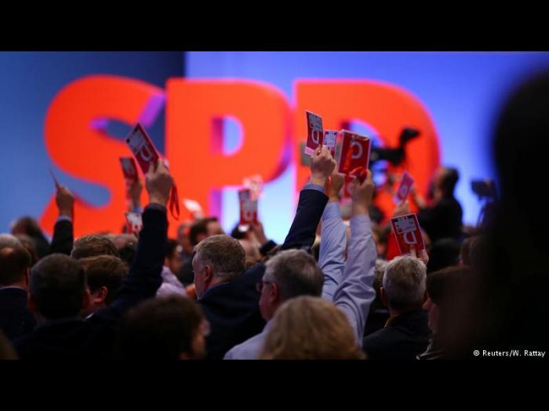 Зелена светлина за преговори за широка коалиция в Германия