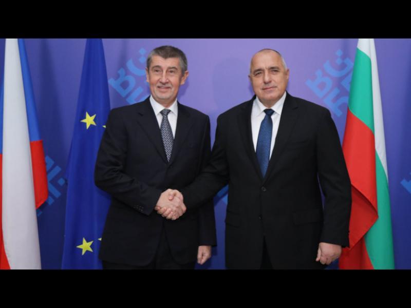 Борисов и Андрей Бабиш единодушни -  Дъблинското споразумение не работи