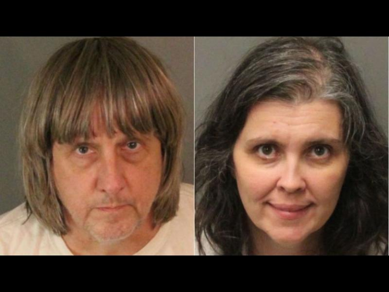 В Калифорния арестуваха семейство, държало децата си оковани - картинка 1