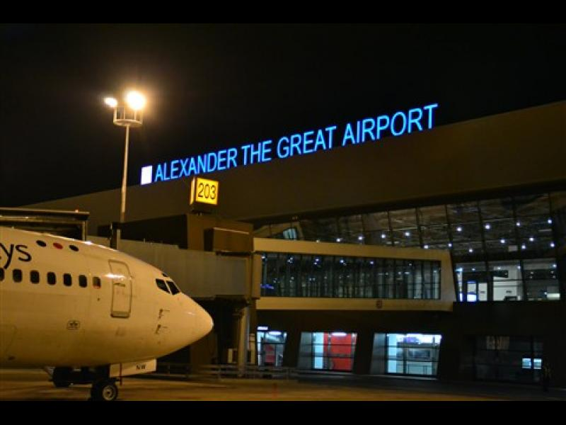 """Заев след срещата с Ципрас: Сменяме името на летището в Скопие с """"Приятелство"""""""