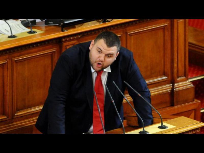 Делян Пеевски е първият проверяван по антикорупционния закон