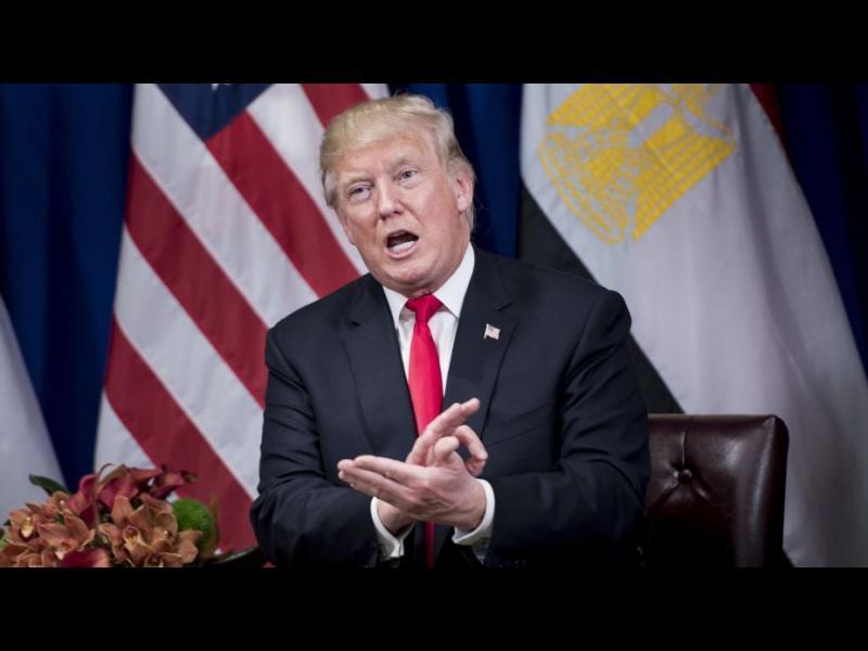 Тръмп заплаши да спре финансовата помощ за палестинците