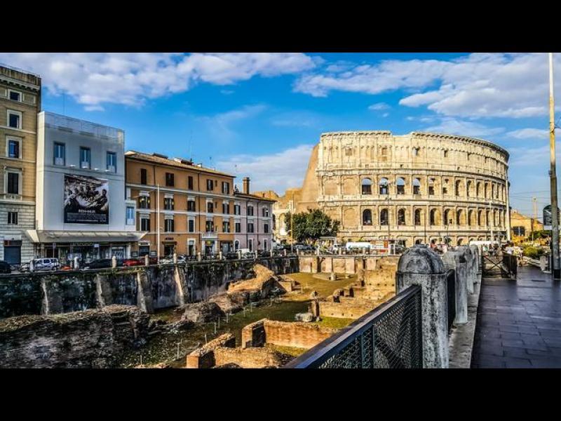 Магията на Рим в 20 снимки