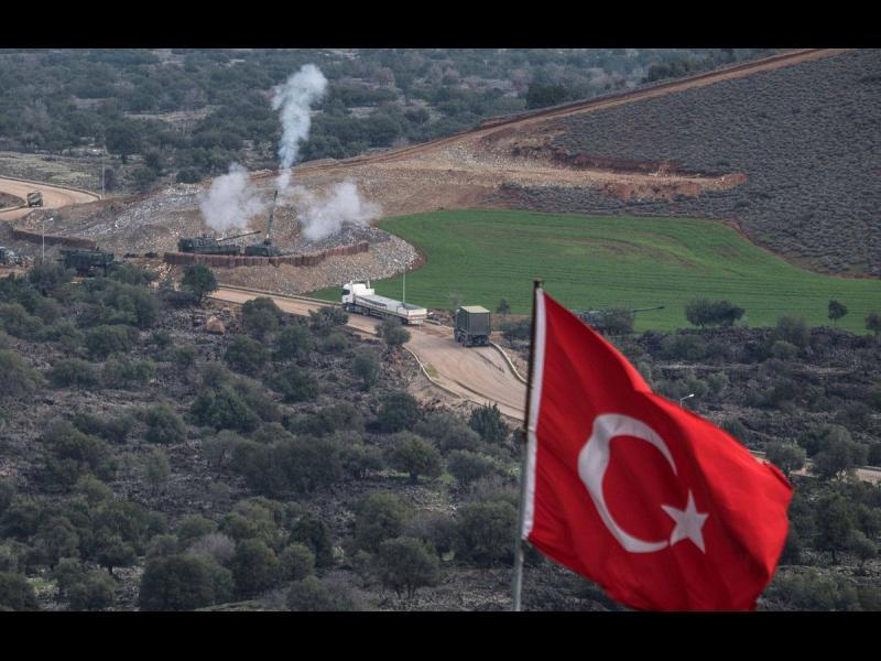 """Сирийските кюрди определиха турската операция в Африн като """"чиста"""" подкрепа за """"Ислямска държава"""""""