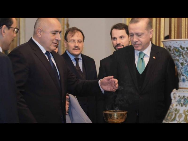 Борисов в Истанбул: Да живеем заедно в мир и да се съобразяваме с другите