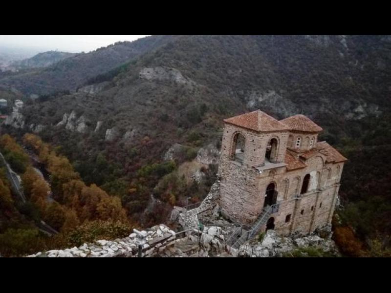 Асеновата крепост - средновековният диамант на България /ГАЛЕРИЯ/
