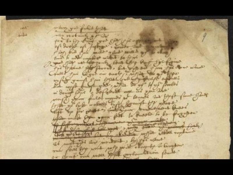 10 почерка на известни писатели