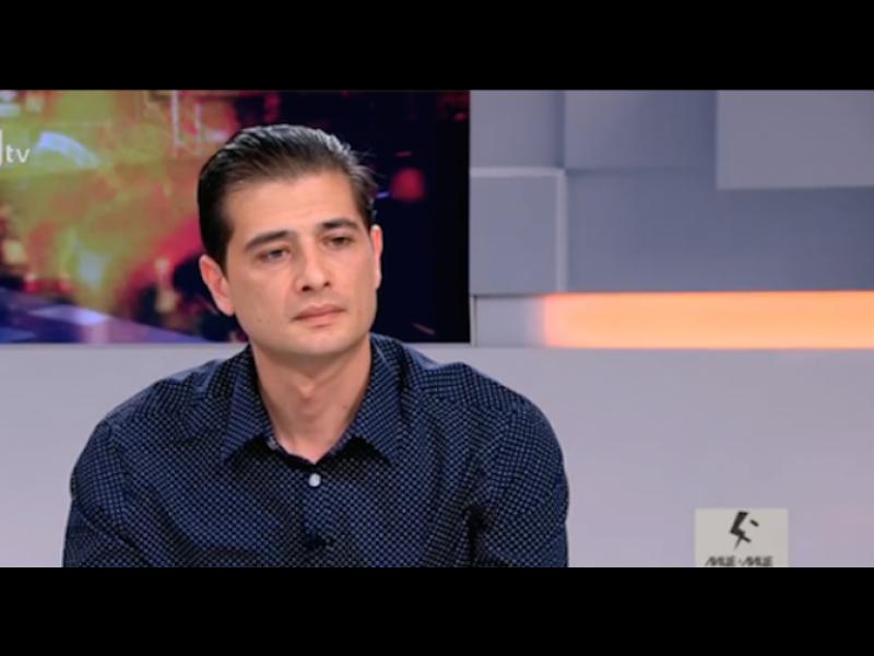 Мохамед Ал Бармауи: Режимът на Асад все още е на власт в Сирия, а светът мълчи