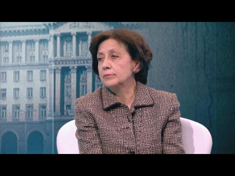 Ренета Инджова: Защо прокуратурата и европейските политици не чуват въпросите на президента - картинка 1