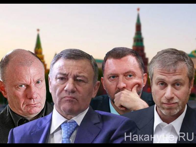 """Кои са олигарсите в """"Списъка Путин""""?"""