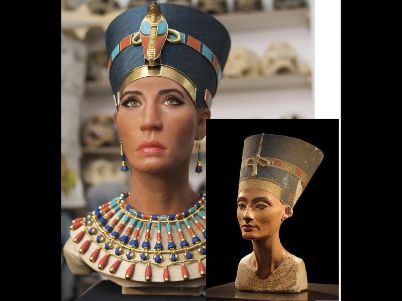 След ДНК анализ, ето как наистина е изглеждала Нефертити