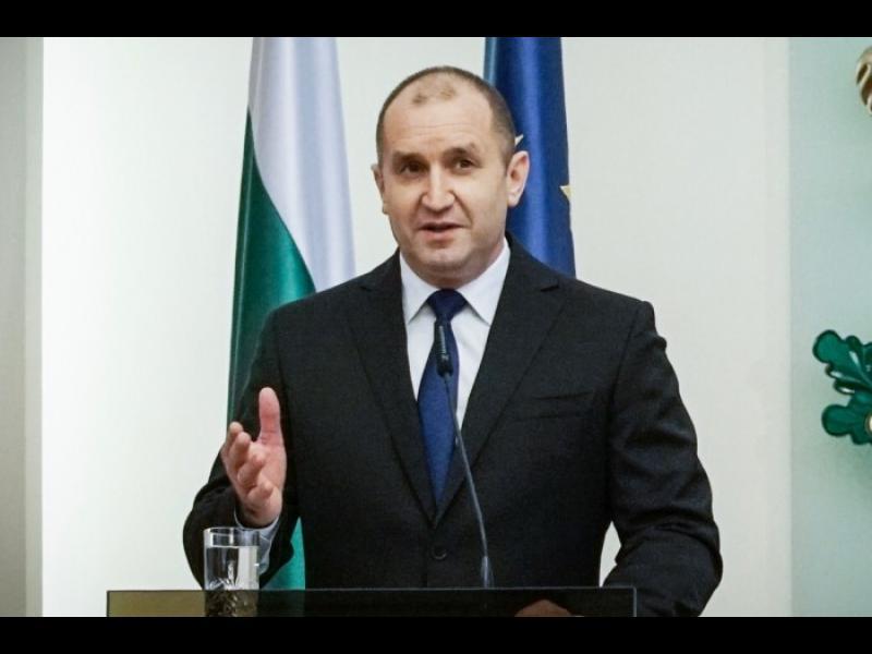 """Румен Радев наложи вето на закона """"Пеевски"""" за КТБ"""