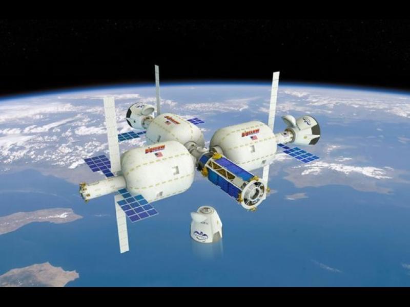 Bigelow планира да пусне няколко обитаеми космически станции