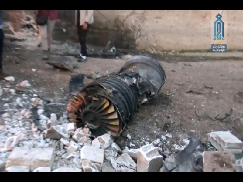 Група, свързана с Ал Кайда, пое отговорност за сваления руски SU-25